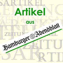 Artikel aus Hamburger Abendblatt